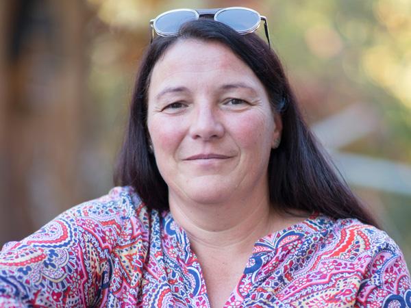 Portraitfoto von Marion Plattner