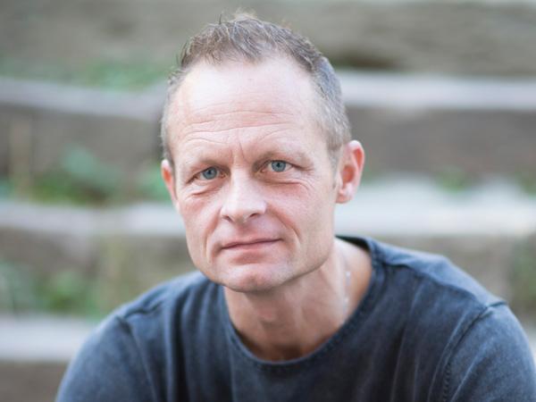 Portraitfoto von Peter Pichler